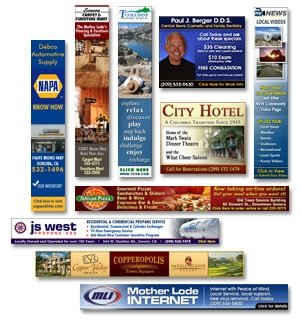 Online Ads - Banner Development and Design