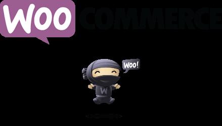 WooCommerce eCommerce Logo