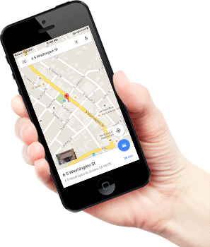 Web Design Location Mobile Handheld